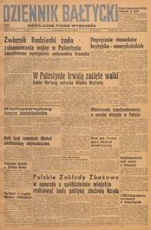 Dziennik Bałtycki, 1948, nr 141