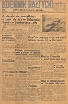 Dziennik Bałtycki, 1948, nr 143