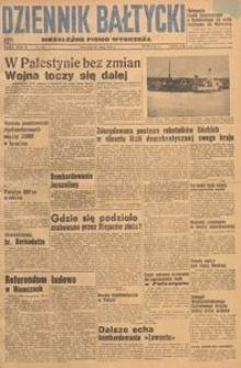 Dziennik Bałtycki, 1948, nr 144