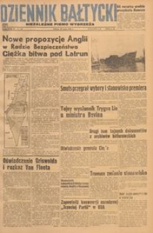 Dziennik Bałtycki, 1948, nr 146