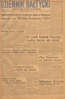 Dziennik Bałtycki, 1948, nr 148