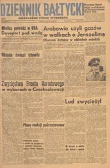Dziennik Bałtycki, 1948, nr 149