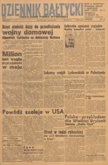 Dziennik Bałtycki, 1948, nr 151