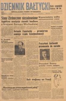 Dziennik Bałtycki, 1948, nr 164