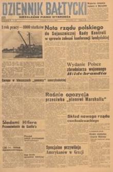 Dziennik Bałtycki, 1948, nr 165