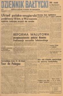 Dziennik Bałtycki, 1948, nr 168