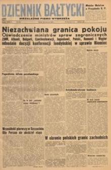 Dziennik Bałtycki, 1948, nr 174