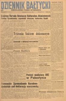 Dziennik Bałtycki, 1948, nr 176