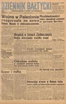 Dziennik Bałtycki, 1948, nr 188