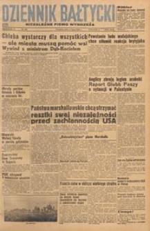 Dziennik Bałtycki, 1948, nr 189