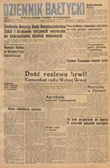 Dziennik Bałtycki, 1948, nr 195