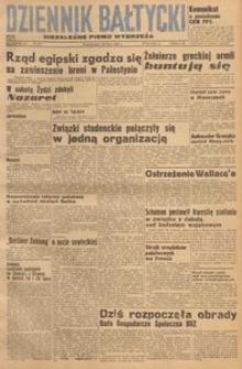 Dziennik Bałtycki, 1948, nr 197