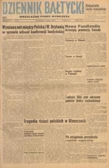 Dziennik Bałtycki, 1948, nr 211