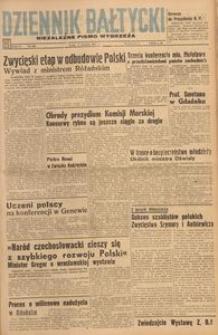 Dziennik Bałtycki, 1948, nr 220