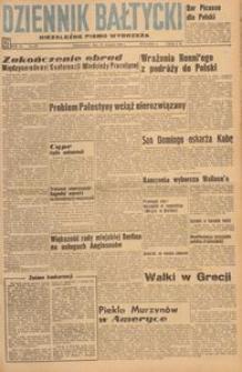 Dziennik Bałtycki, 1948, nr 225