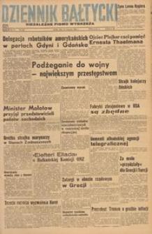 Dziennik Bałtycki, 1948, nr 227