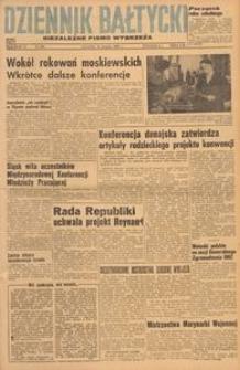 Dziennik Bałtycki, 1948, nr 228