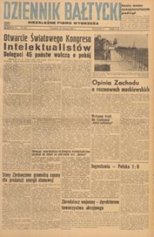 Dziennik Bałtycki, 1948, nr 235