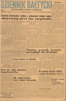 Dziennik Bałtycki, 1948, nr 237