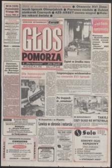 Głos Pomorza, 1992, luty, nr 34