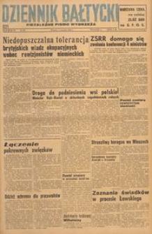 Dziennik Bałtycki, 1948, nr 247