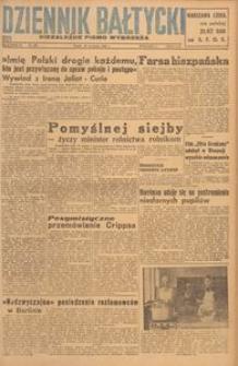 Dziennik Bałtycki, 1948, nr 250