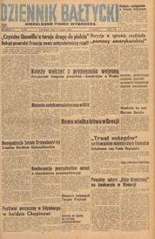 Dziennik Bałtycki, 1948, nr 253