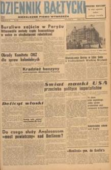 Dziennik Bałtycki, 1948, nr 257