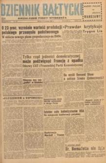 Dziennik Bałtycki, 1948, nr 258