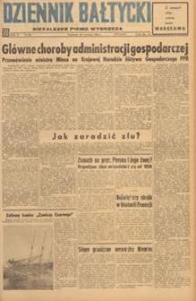 Dziennik Bałtycki, 1948, nr 266