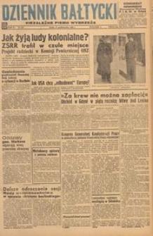 Dziennik Bałtycki, 1948, nr 283