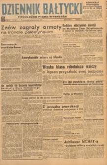 Dziennik Bałtycki, 1948, nr 288