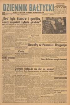 Dziennik Bałtycki, 1948, nr 297