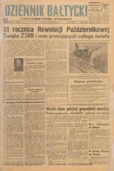 Dziennik Bałtycki, 1948, nr 307