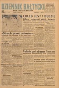 Dziennik Bałtycki, 1948, nr 318