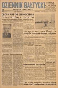 Dziennik Bałtycki, 1948, nr 338