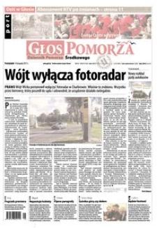 Głos Pomorza, 2013, listopad, nr 257
