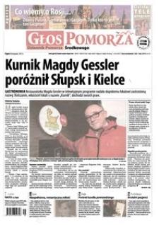 Głos Pomorza, 2013, listopad, nr 261
