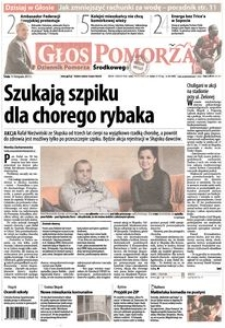 Głos Pomorza, 2013, listopad, nr 264
