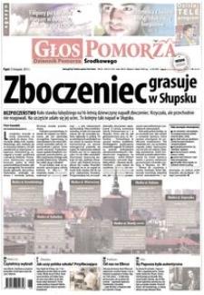 Głos Pomorza, 2013, listopad, nr 266