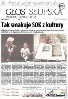 Głos Słupska : tygodnik Słupska i Ustki, 2013, nr 266