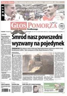 Głos Pomorza, 2013, listopad, nr 268