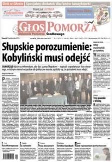 Głos Pomorza, 2013, październik, nr 237