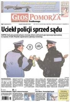 Głos Pomorza, 2013, październik, nr 238