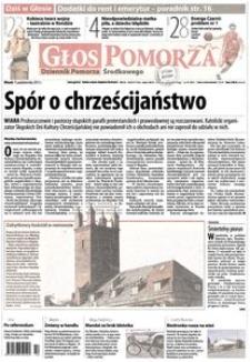 Głos Pomorza, 2013, październik, nr 241