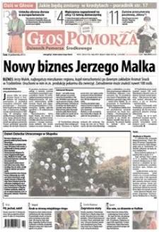 Głos Pomorza, 2013, październik, nr 242