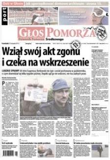 Głos Pomorza, 2013, listopad, nr 274