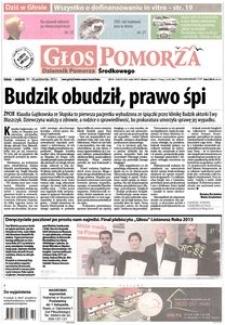 Głos Pomorza, 2013, październik, nr 245