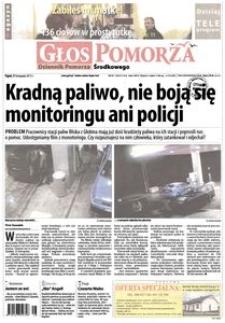 Głos Pomorza, 2013, listopad, nr 278