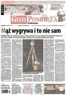 Głos Pomorza, 2013, październik, nr 246